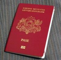 Gada laikā vēstniecībā izsniegtas 1756 pases