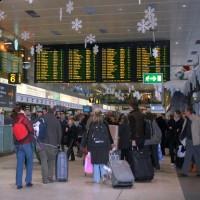 Slēgta Dublinas lidosta