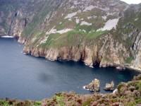 Īrijas kalniem...