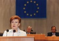 Vai V. Vīķe-Freiberga kļūs par pirmo ES prezidenti?
