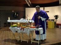 Katoļu dievkalpojumi februārī