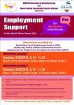 Informatīvas tikšanās par nodarbinātības jautājumiem