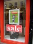 Pārdošanas apjoms Īrijā ir samazinājies