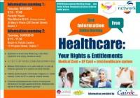 Informatīvas tikšanās par veselības aprūpi