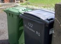Dublinā krājas atkritumi