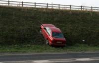 Īrijas autovadītāji braucot pie stūres pat sūta īsziņas