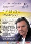 Paziņojums par izmaiņām Viktora Lapčenoka koncertos