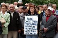 Reģistrētā bezdarba līmenis Latvijā samazinājies līdz 14,3%