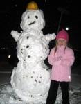 Uzmanību, šonakt atkal snigs!