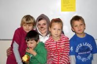 Nodarbības LAC latviešu bērnu nedēļas nogales skoliņā