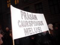 Latvijas arodbiedrības aicina uz protesta piketu