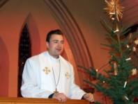 Ziemassvētku un gadu mijas dievkalpojumi luterāņu draudzē