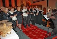 Ziemassvētku koncerts (foto)