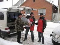 Ziedojums no latviešu draudzes Īrijā nodots Latvijas Sarkanajam Krustam