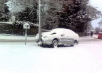 Foto - nebijis sniegs Īrijā