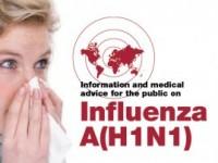Arī Īrijā plosās gripa