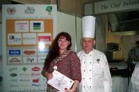 Baiba Lauze - <em>Chefs of Ireland</em> laureāte