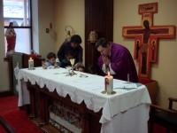 Katoļu dievkalpojumi Lieldienu mēnesī