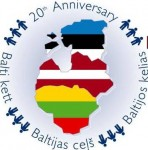"""Vēstnieks E. Stiprais Ziemeļīrijā atklāj izstādi """"Baltijas ceļš"""""""