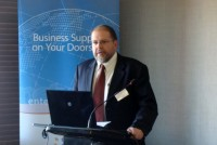 Korkā aizvadīts seminārs par biznesa iespējām Latvijā