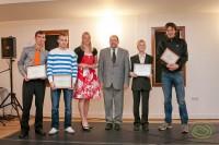 Dublinā tika godināti latviešu sportisti