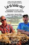 Piedalies konkursā un laimē divas brīvbiļetes uz augusta karstāko pasākumu