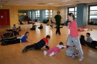 Bērnu un jauniešu sporta skola uzņem audzēkņus