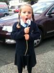 Latviešu bērnu pirmā skolas diena Īrijā