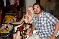 Apsveicam Šmitu ģimeni ar trīnīšu piedzimšanu
