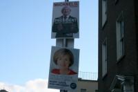 Īrijas prezidenta vēlēšanām izvirzīti septiņi kandidāti