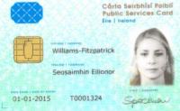 Īrija ievieš jaunas identifikācijas kartes