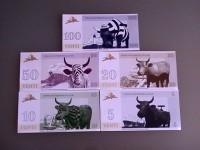 Ventspilī tiek ieviesta sava valūta - venti (foto)