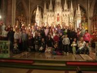 Ziemassvētku dievkalpojumi katoļu draudzē