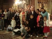 2011. gads - priesteris Andris Solims