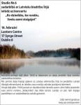 Studio nr.6 un Latviešu biedrība Īrijā ielūdz uz koncertu