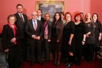 R. Ķīlis un Lielbritānijas latviešu skoliņu pārstāvji vienojas par sadarbību