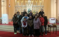 Katoļu dievkalpojumi janvārī