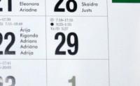 Reizi četros gados dzimšanas dienu Īrijā svin 9 Latvijas valstspiederīgie