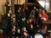 Katoļu dievkalpojumi martā