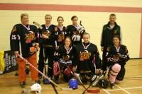 J. Gerkenas komanda uzvar inline hokeja čempionāta trešajā kārtā