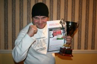 D. Šveics - 2012. gada Īrijas Zoles čempions