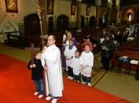 Katoļu dievkalpojumi Lieldienās
