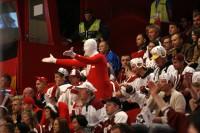 Fani vīlušies Stokholmā, bet ne latviešu hokejistos