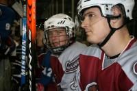 Visi laipni aicināti uz hokeja spēli un After Party