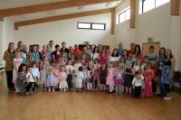 Mācību gada noslēguma diskotēka Droghedas skoliņā