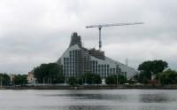 Latvijas Nacionālā bibliotēka tagad arī digitāli