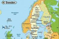 Ar Īrijā reģistrētu auto Zviedrijā gājuši bojā trīs Latvijas pilsoņi