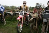 Aizvadīts priekšpēdējais motokrosa čempionāta posms
