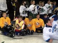 Hokeja diena Odyssey arēnā