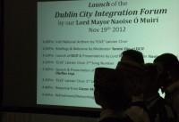 """""""eLVē"""" piedalās Dublinas Integrācijas foruma oficiālajā atklāšanā"""